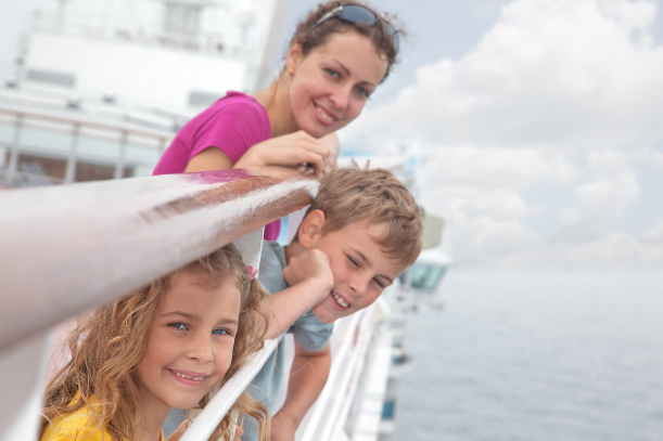 Book Cruises with 'Kids Sail Free' Promotions